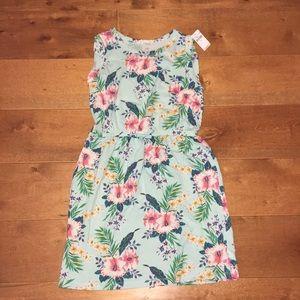 Girls Gap Floral Dress